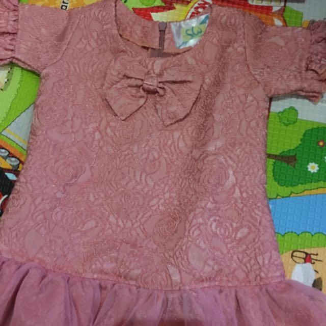 Dress Brand Sarwendah