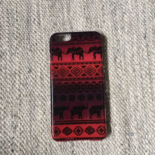 Elephant iPhone 6 Case