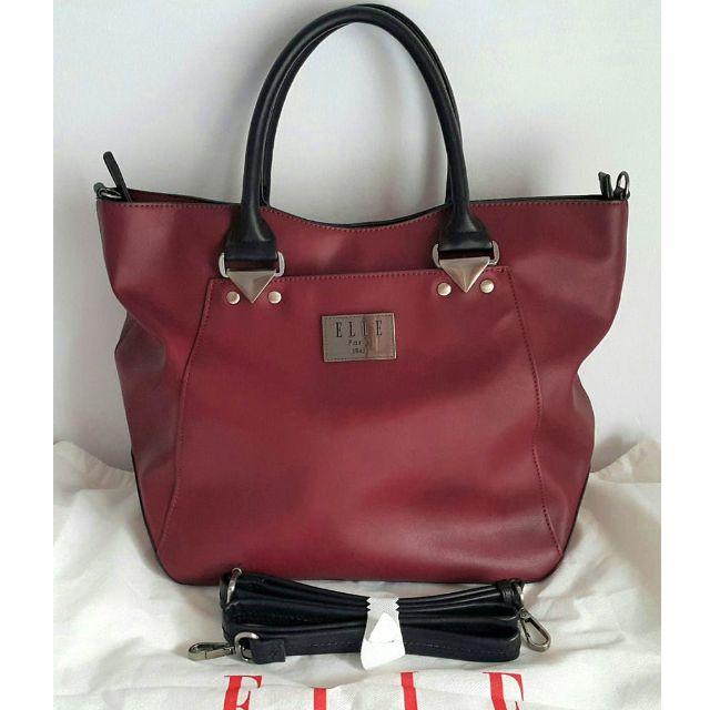 Elle Tote Bag Besar