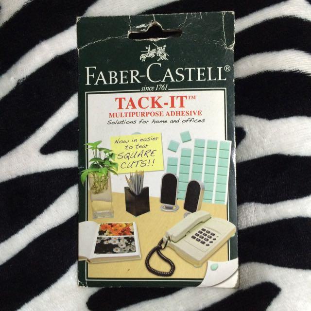 Faber Castell Tack-It Multipurpose Adhesive