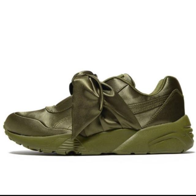 online store fb37e 9478f Fenty Puma Bow Sneakers (cheapest)