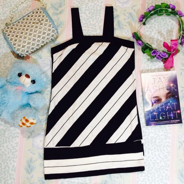 Fitted Striped Sexy Dress 💖