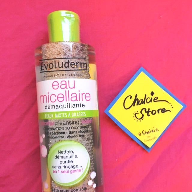 For OILY Skin - TONER & Cleanser