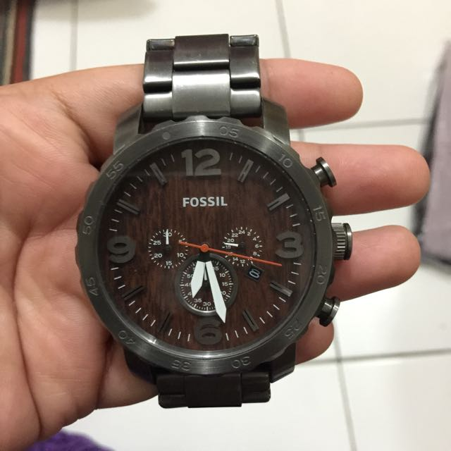 Fossi Man Watch jR 1355 Second