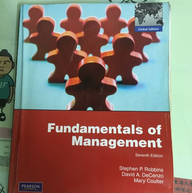 Fundamentals Of Management Seventh Edition