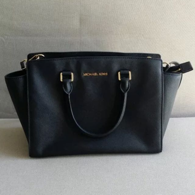 Genuine Michael Kors Selma Large