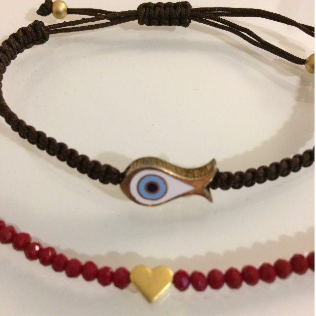 gold tone bracelets