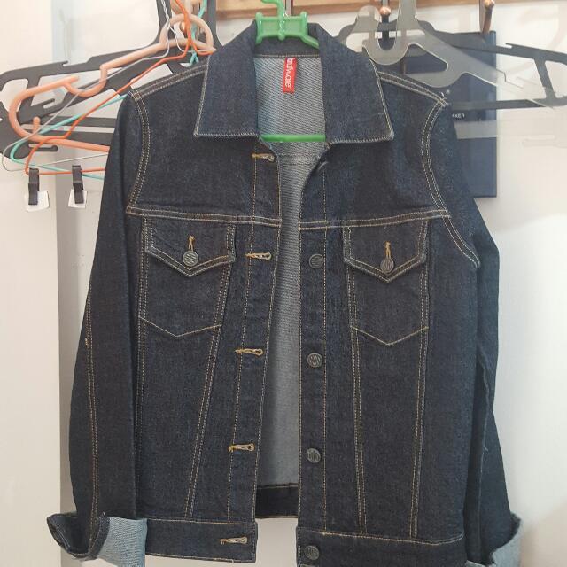 Hardware By Luna Maya Denim Jacket