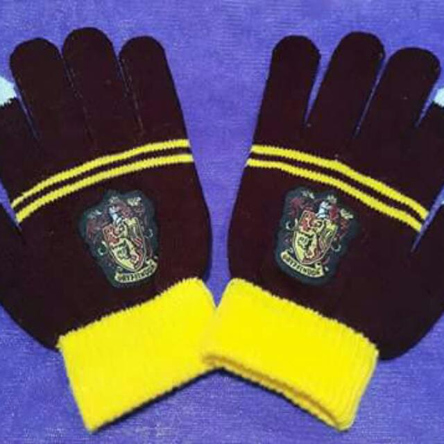 HARRY POTTER GLOVES