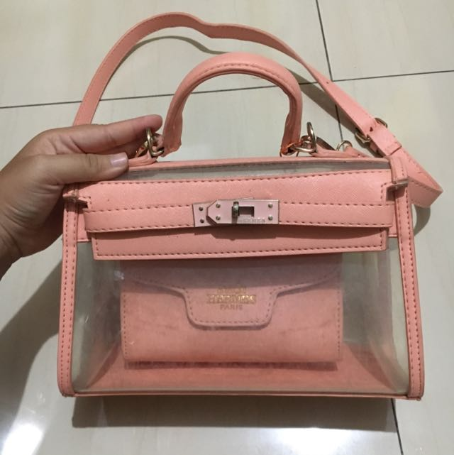 Hermes Jelly Transparant