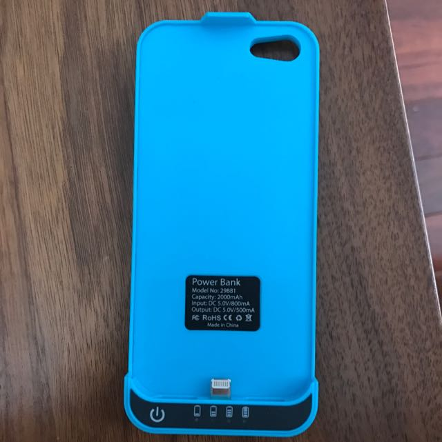 iPhone 5s Phone Charger Case