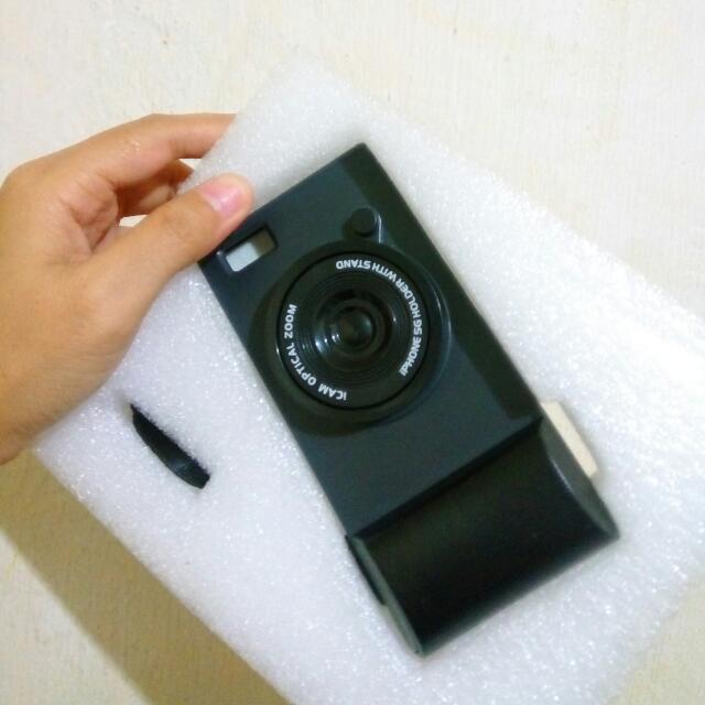 Iphone 5S/SE CAMERA CASE