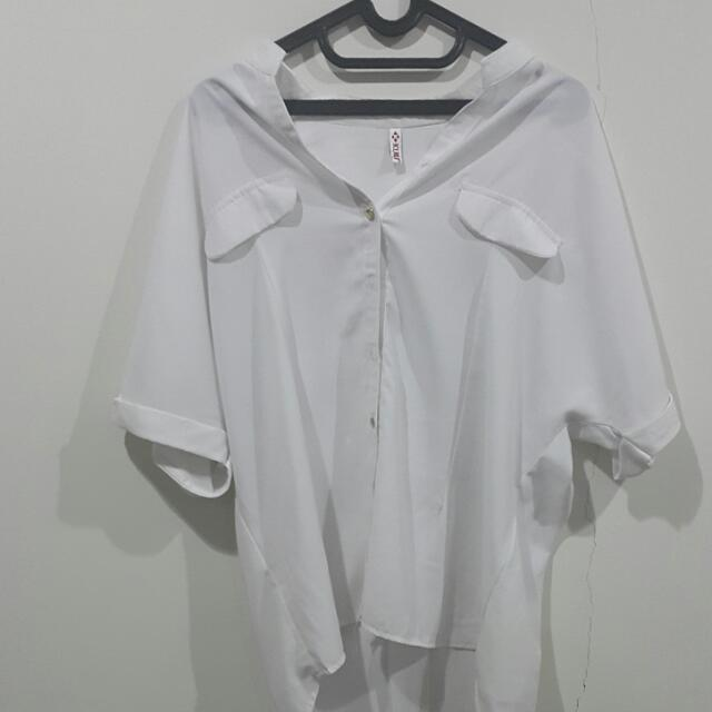 Kemeja Putih #jatuhharga
