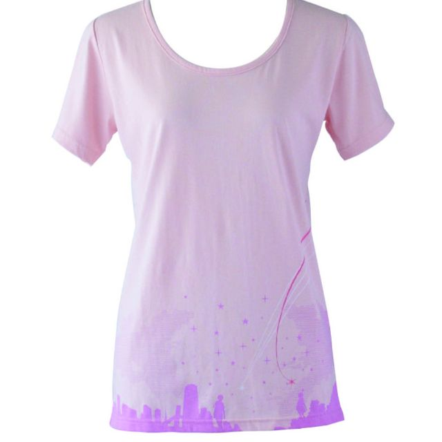Kimi No Na Wa Your Name Cafe Official Womens T Shirt Entertainment
