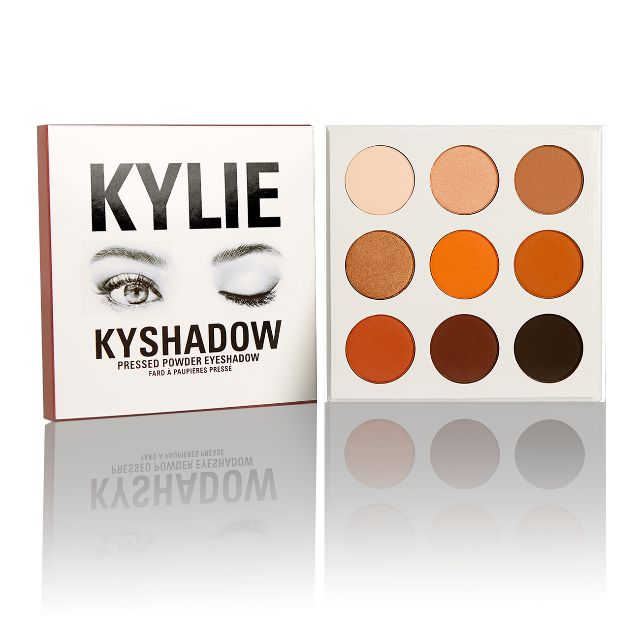 Kylie Cosmetics - The Bronze Palette - FREE AU SHIPPING