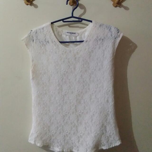 Laced Top Preloved