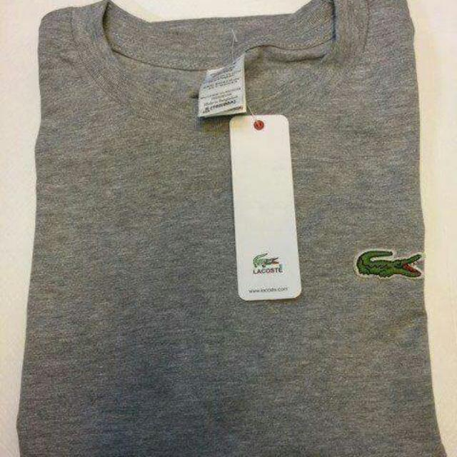 Lacoste T-shirts 🐊✔