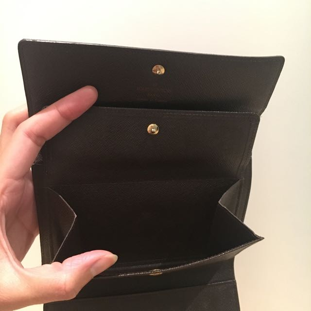 LV Trifold Damier Wallet