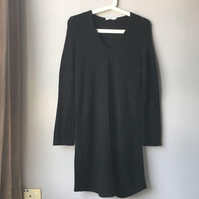 MANGO Women Long Dress