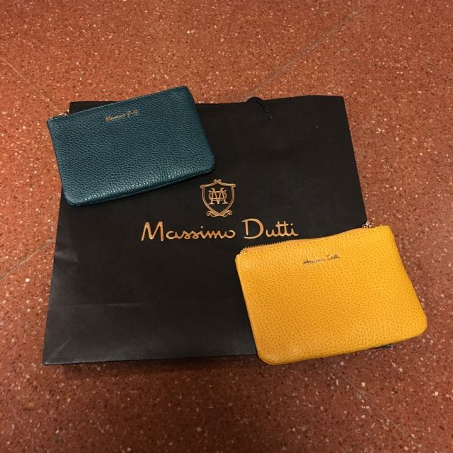 Massimo Dutti 小巧零錢包