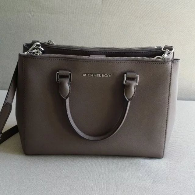 Genuine Michael Kors Sutton Satchel