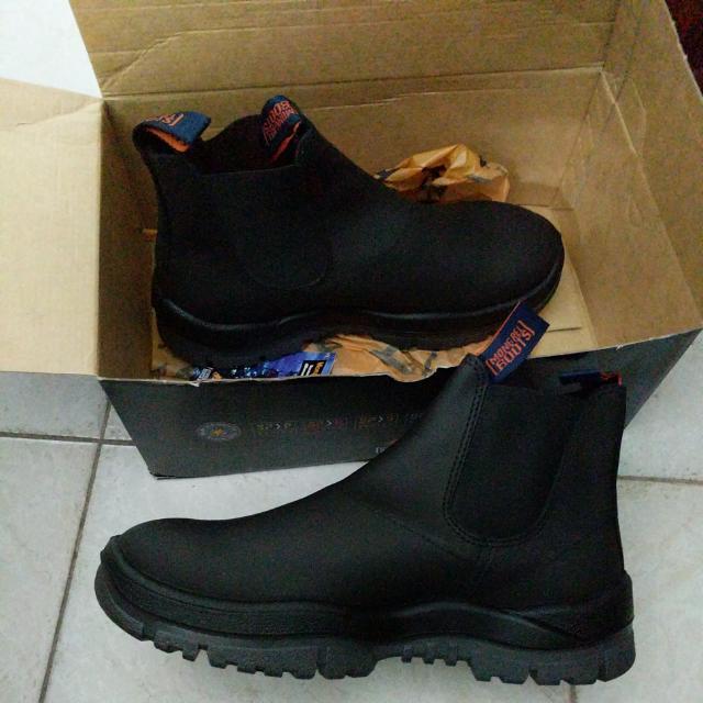 Mongrel Boots (Steel Cap)