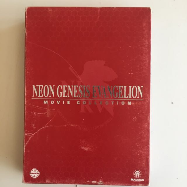 Neon Genesis Movie Collection