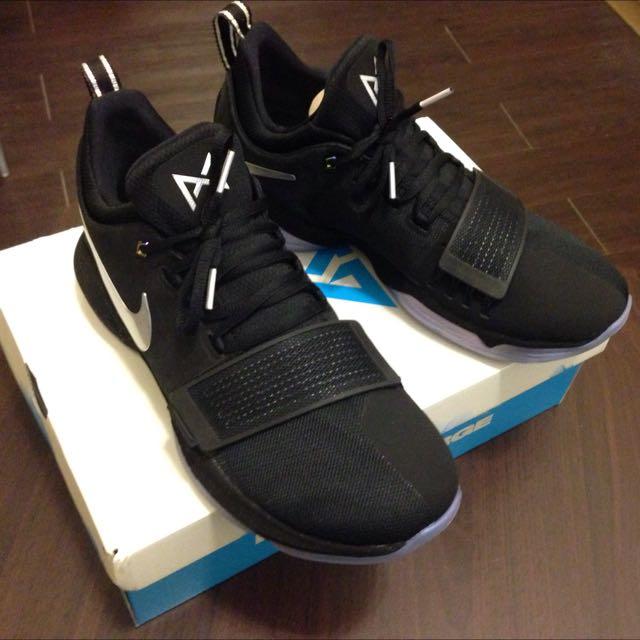 big sale dc1de da42a Nike PG 1 TS Prototype黑色限量