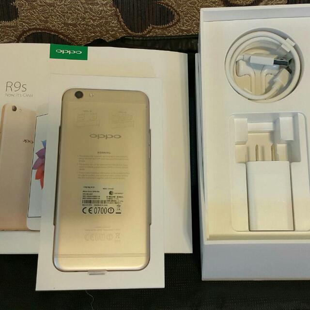 Oppo R9s手機,田馥甄代言~用不到便宜賣