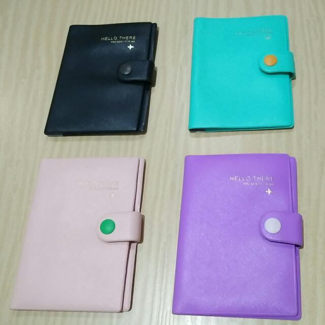 Passport cover / sampul paspor - preloved