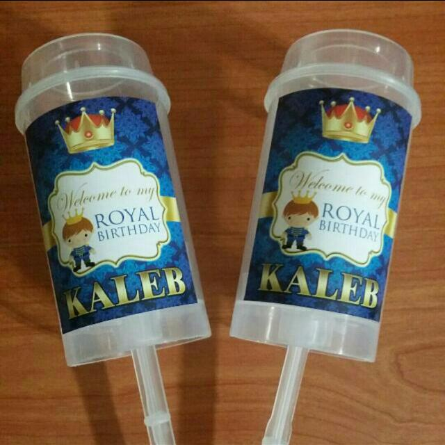 Personalized Candy Pop For Birthday Wedding Party Favor Berkat Push Up Cake Pop