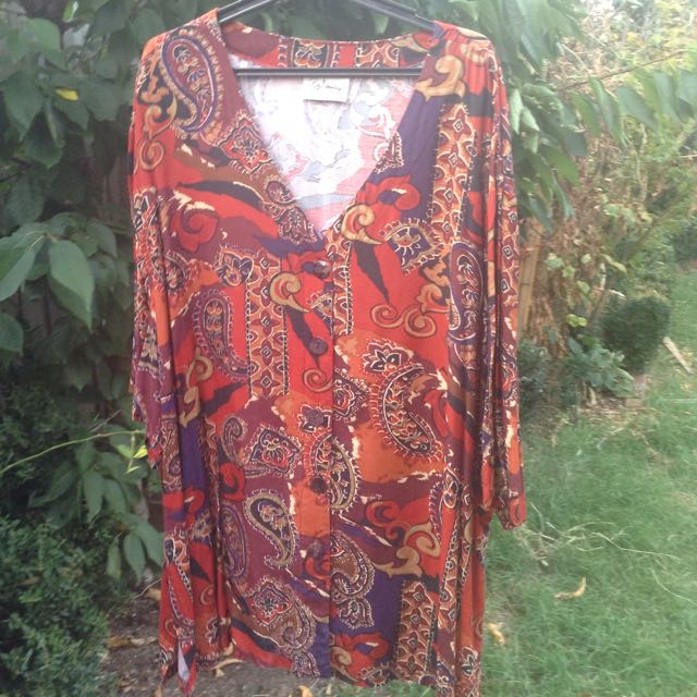 Plus Size 3xl Blouse Pattern