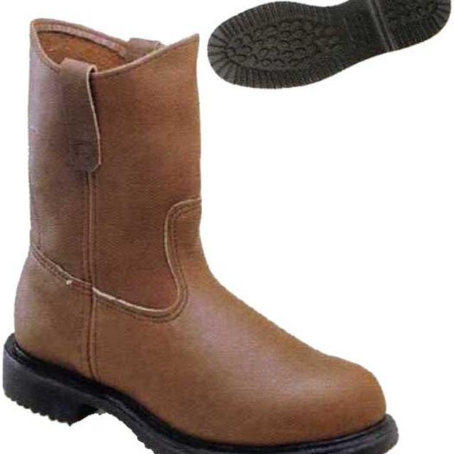 king's by honeywell kgeo2 steel toe goodyear welted leather work boot