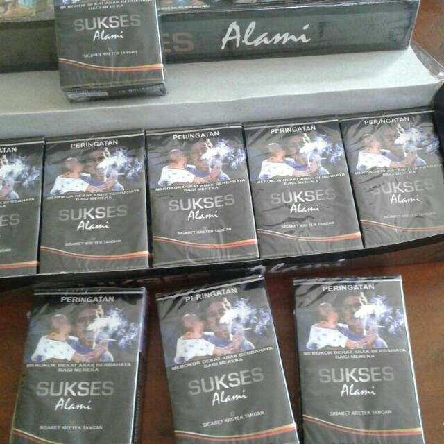 Peluang Usaha Agen Distributor Rokok Kretek Sukses Alami Food