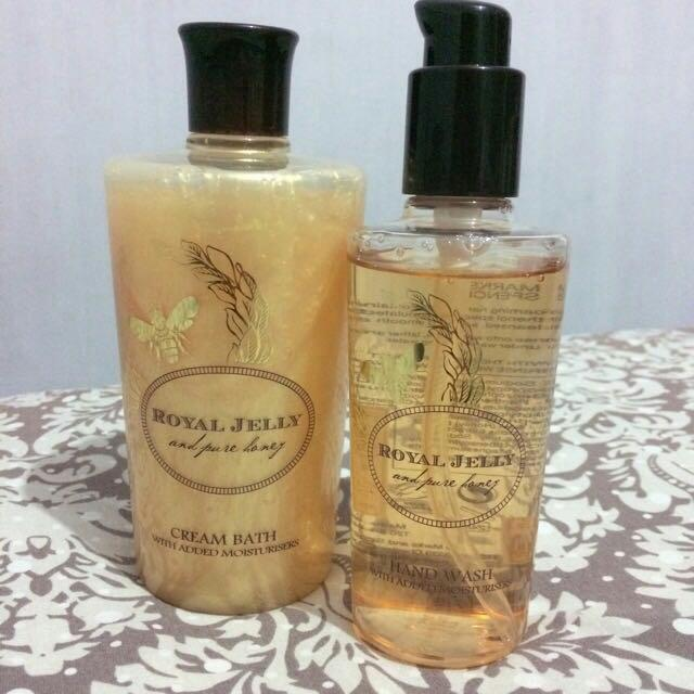 ROYAL JELLY MARK & SPENCERS