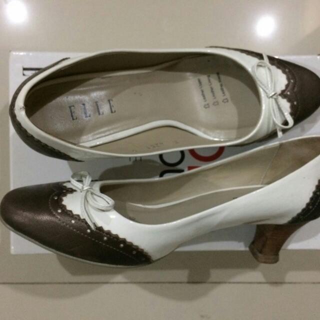 Sepatu Elle Original Size 6 Fit To 39