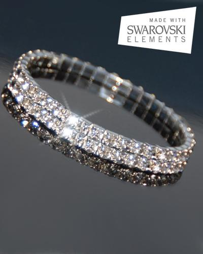 Swarovski Element Bracelet
