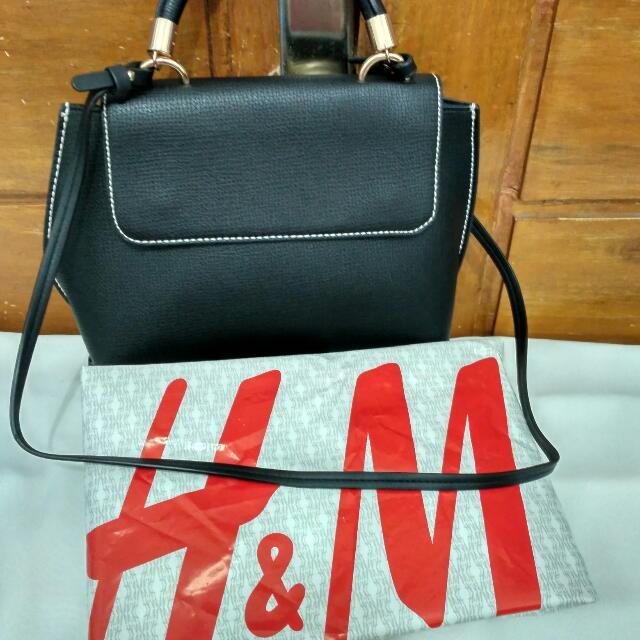 Tas Hitam H&M