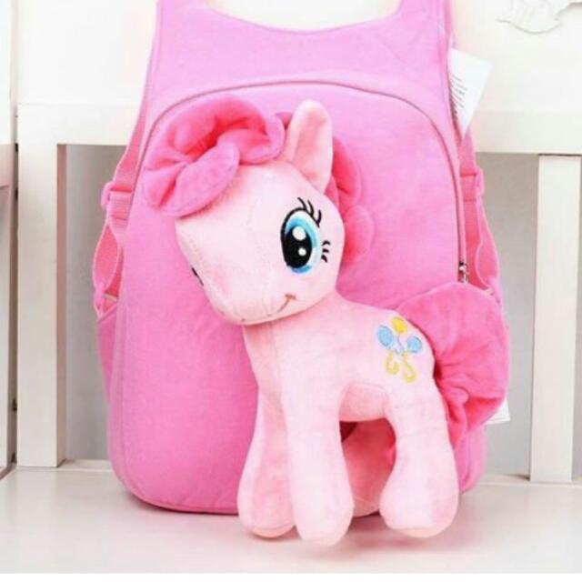 Tas Ransel Pony Pink