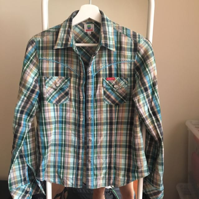 Texwood Plaid Shirt