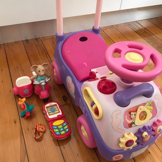 Toddler girls toys bundle sell
