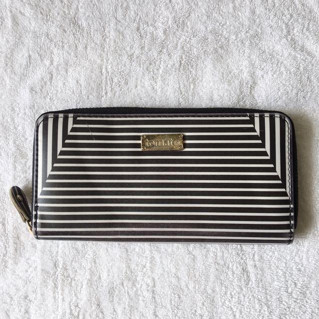 TOMATO Stripes Wallet