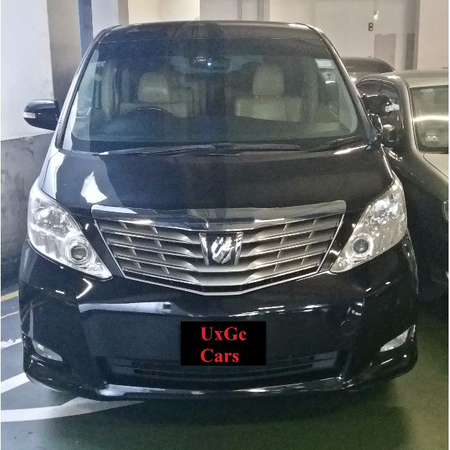 Toyota Alphard Z 2 4l Uber Grab Available Immediately Grab 6
