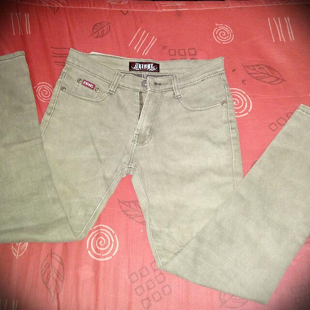 Tribal (Class A) Fitted Pants Size 26-28