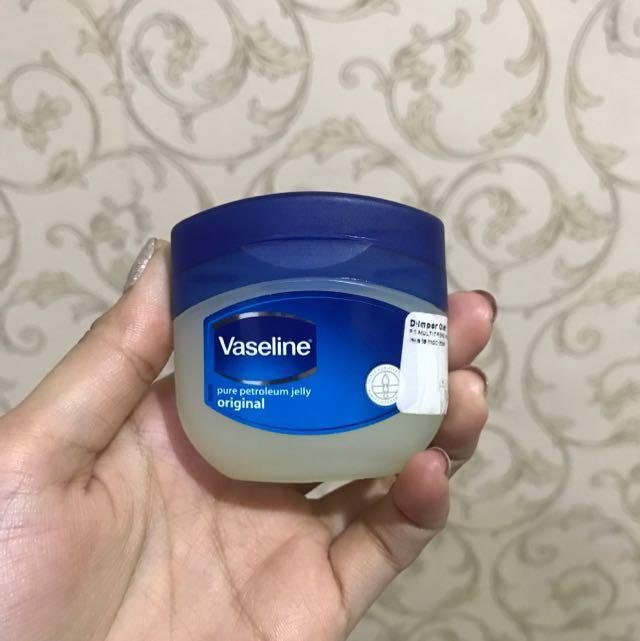 Vaselin Petroleum Jelly Original