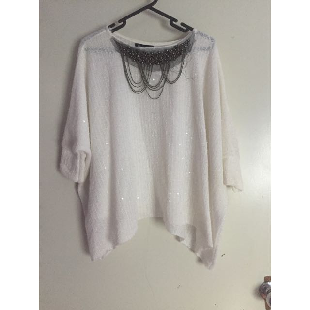 Women's White Top