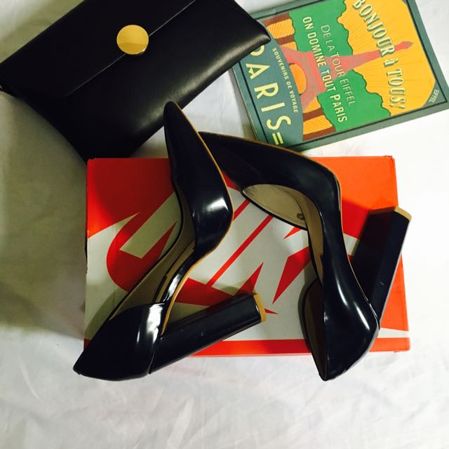 Zara High Heel Size 36