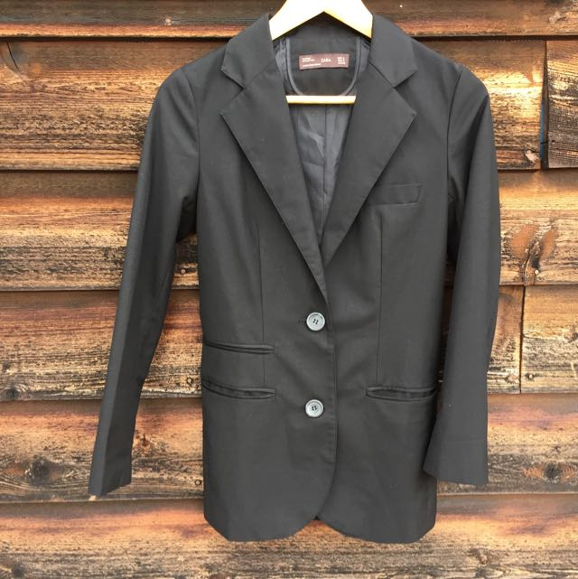 Zara Soft Tailored Jacket