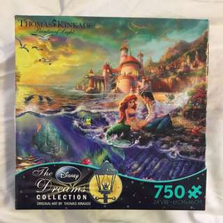 The Disney Dream Collection 750 Piece Puzzle