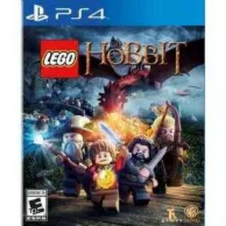 KASET PS4 LEGO THE HOBBIT